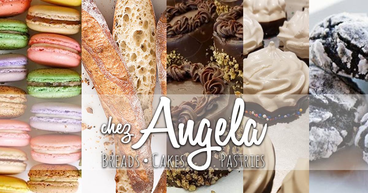 Welcome To Brandon S Newest Bakery Chez Angela Chezangela